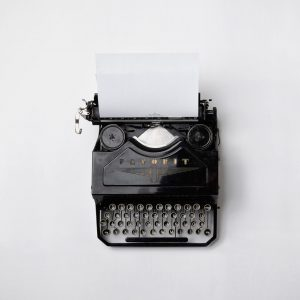 old-fashioned-typewriter